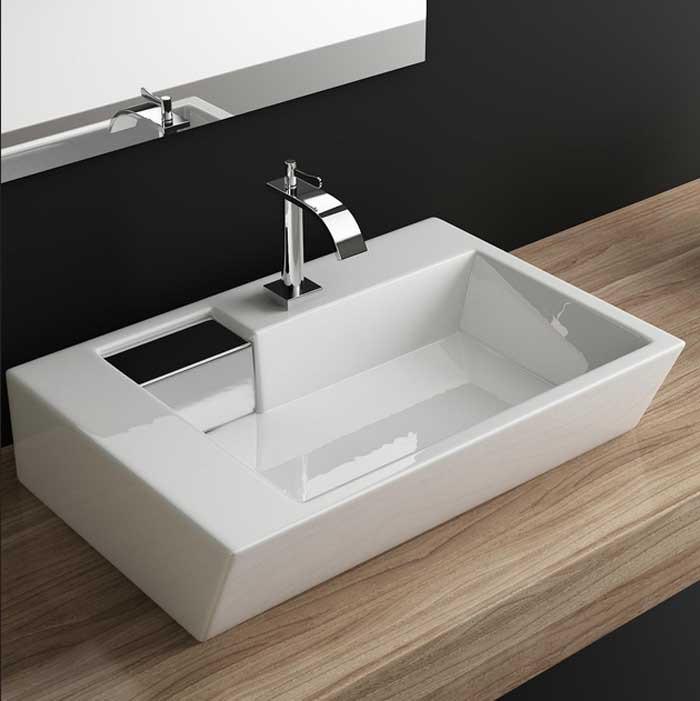 Kleine Waschbecken  Wasserhahn Kleines Waschbecken