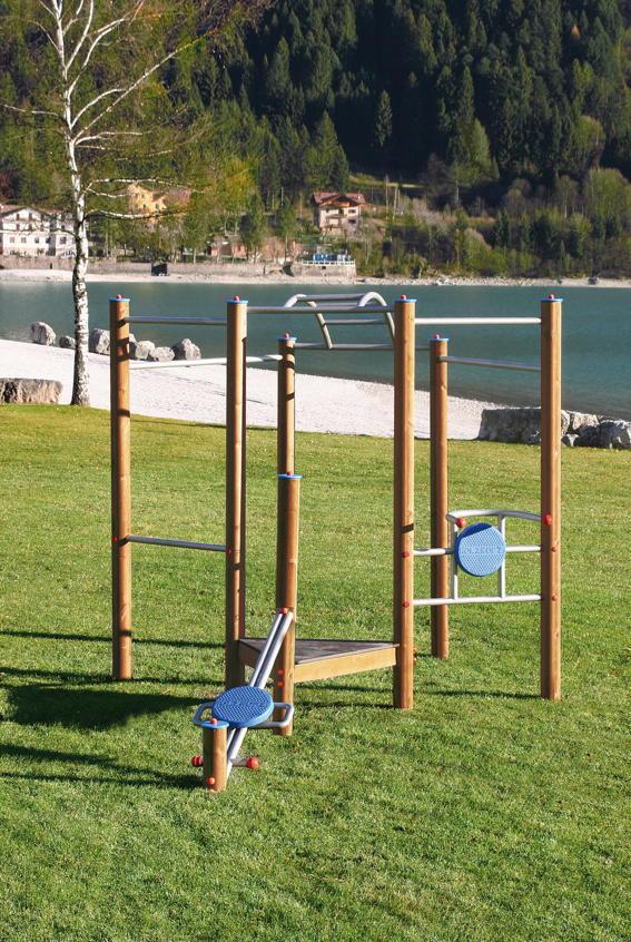 Klettergerüst Garten  Klettergerüst Holzhof Trim Dich Klettersystem
