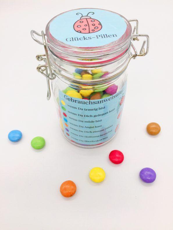 Kreative Geschenke  DIY Geschenke im Glas selber machen