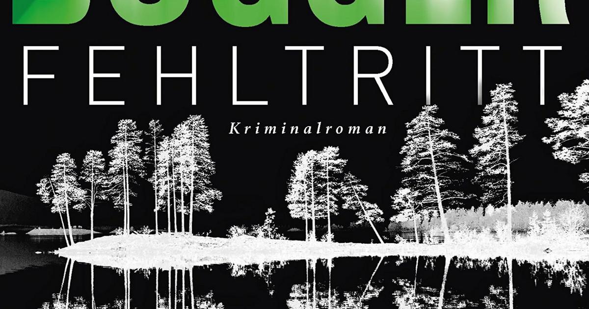 Krimi Couch  Doggerland Bd 1 Fehltritt Titel Krimi Couch