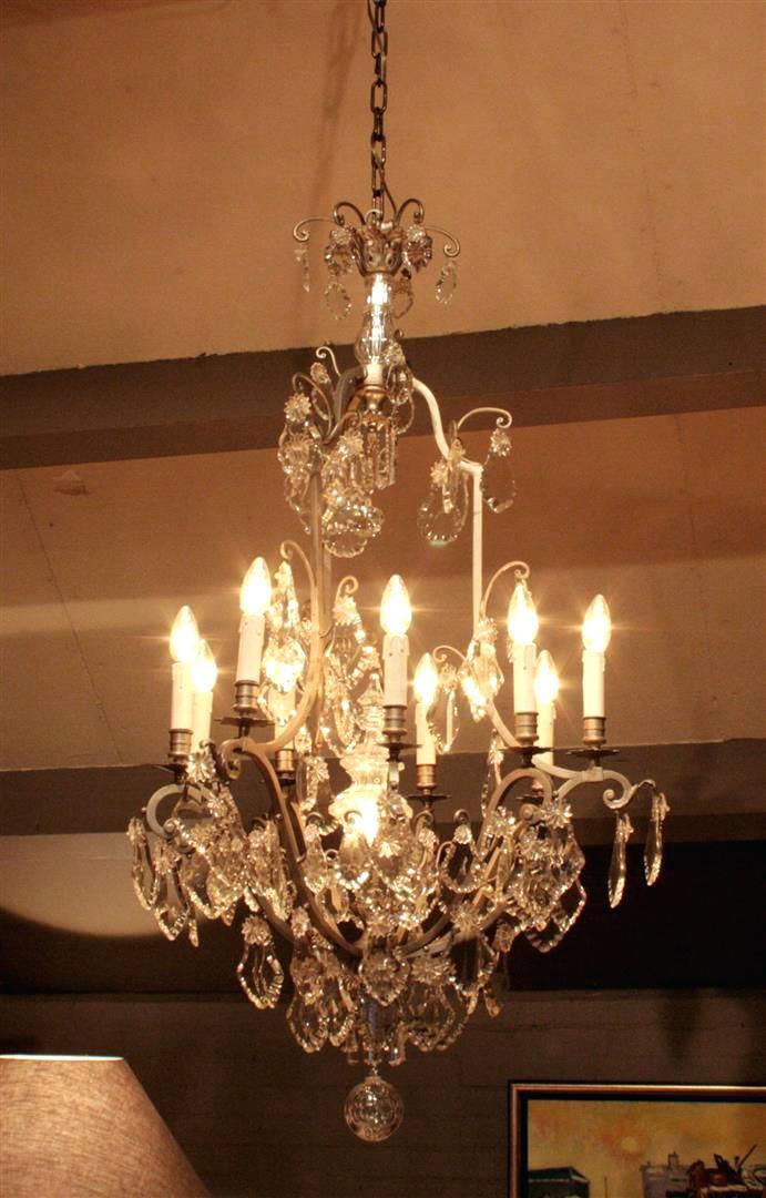Kronleuchter Ebay  Kronleuchter Antik 5 Von 11 Stil Messing Deckenlampe La 1