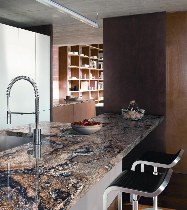 Küche Arbeitsplatte  Arbeitsplatte Granit Kueche Vorteile – dogmatisefo