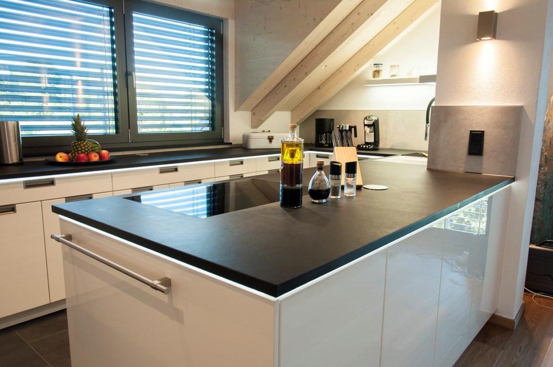 Küche Arbeitsplatte  Arbeitsplatte Küche Schiefer