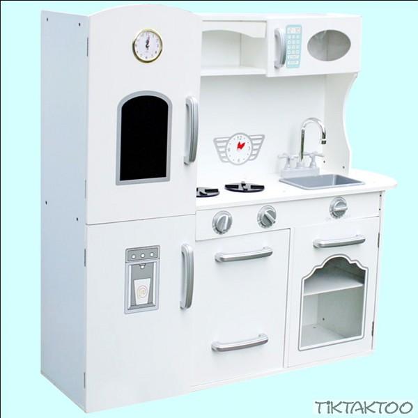 Küche Kinder  Kinderküche Weiß Spielküche Küche Retro Spielküche Küche
