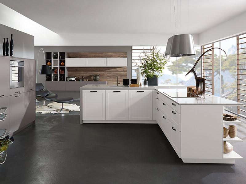 Küche Mit Kochinsel  Küche mit Kochinsel Wohnland Breitwieser