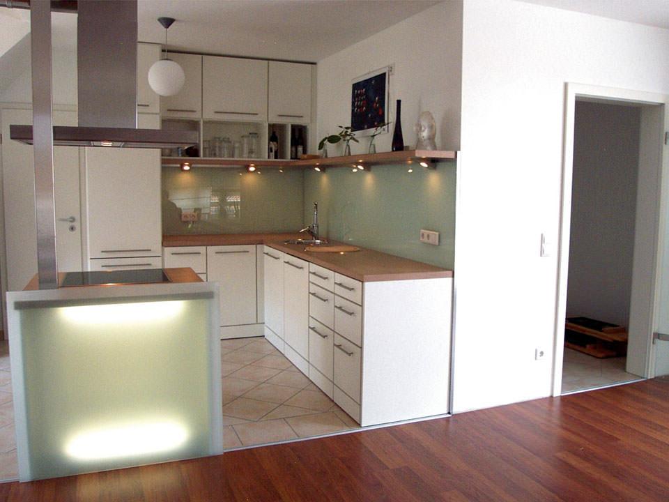 Küche Mit Kochinsel  Zuhause innconcept