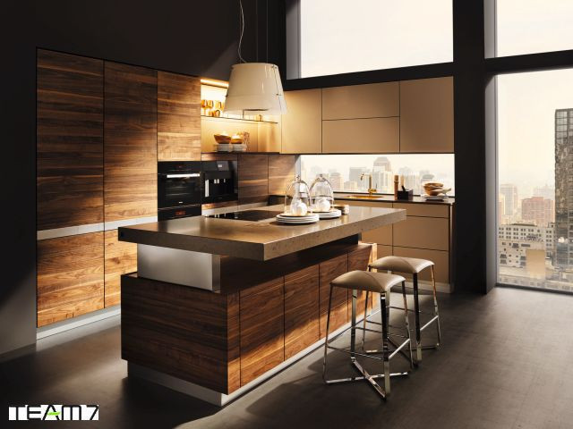 Küche Mit Kochinsel  Küche mit Kochinsel planen – so geht's