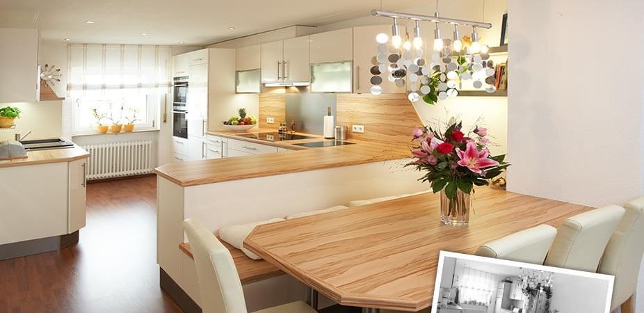 Küche Quelle  Kundin von Küchen Quelle erzählt Ihre Küchengeschichte