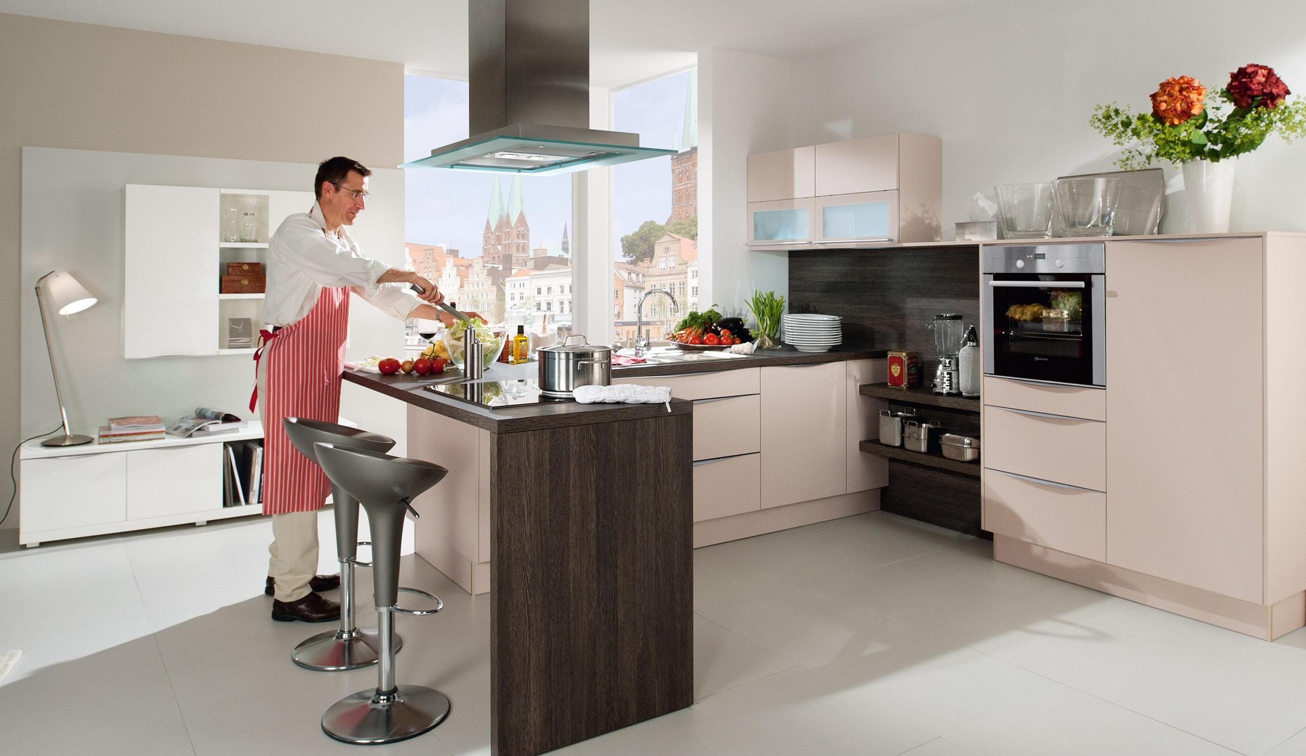 Küche Quelle  Trend Einbauküche Anzere Kaschmir Küchen Quelle