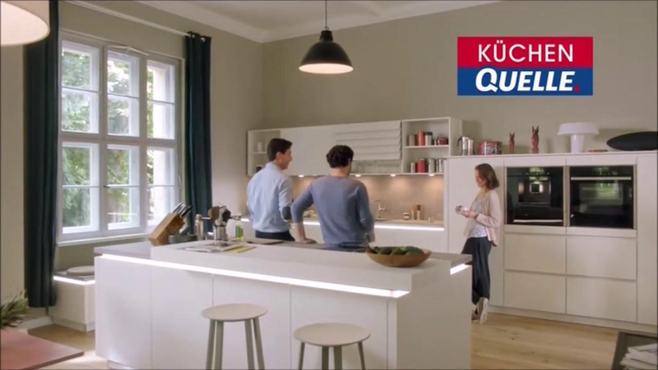 Küche Quelle  KÜCHEN QUELLE mercial Werbung Sommer 2017
