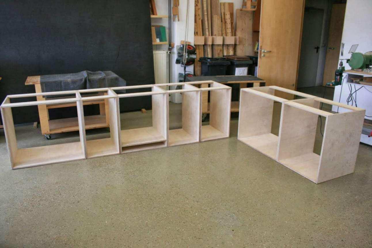 Küche Selber Bauen  Küche Selber Bauen Aus Holz WaterSoftnerGuide