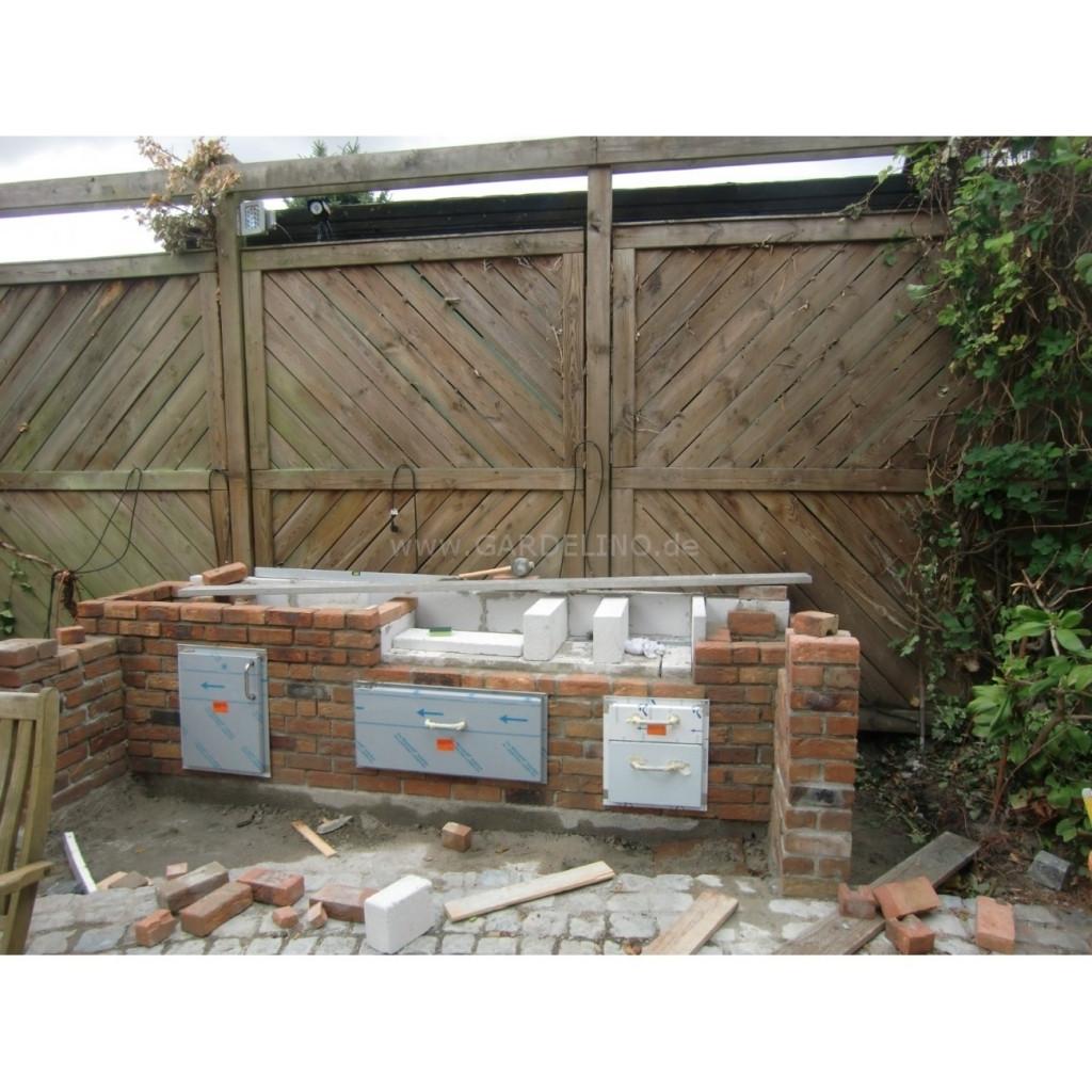 Küche Selber Bauen  Outdoor Küche Selber Bauen – Kuche33