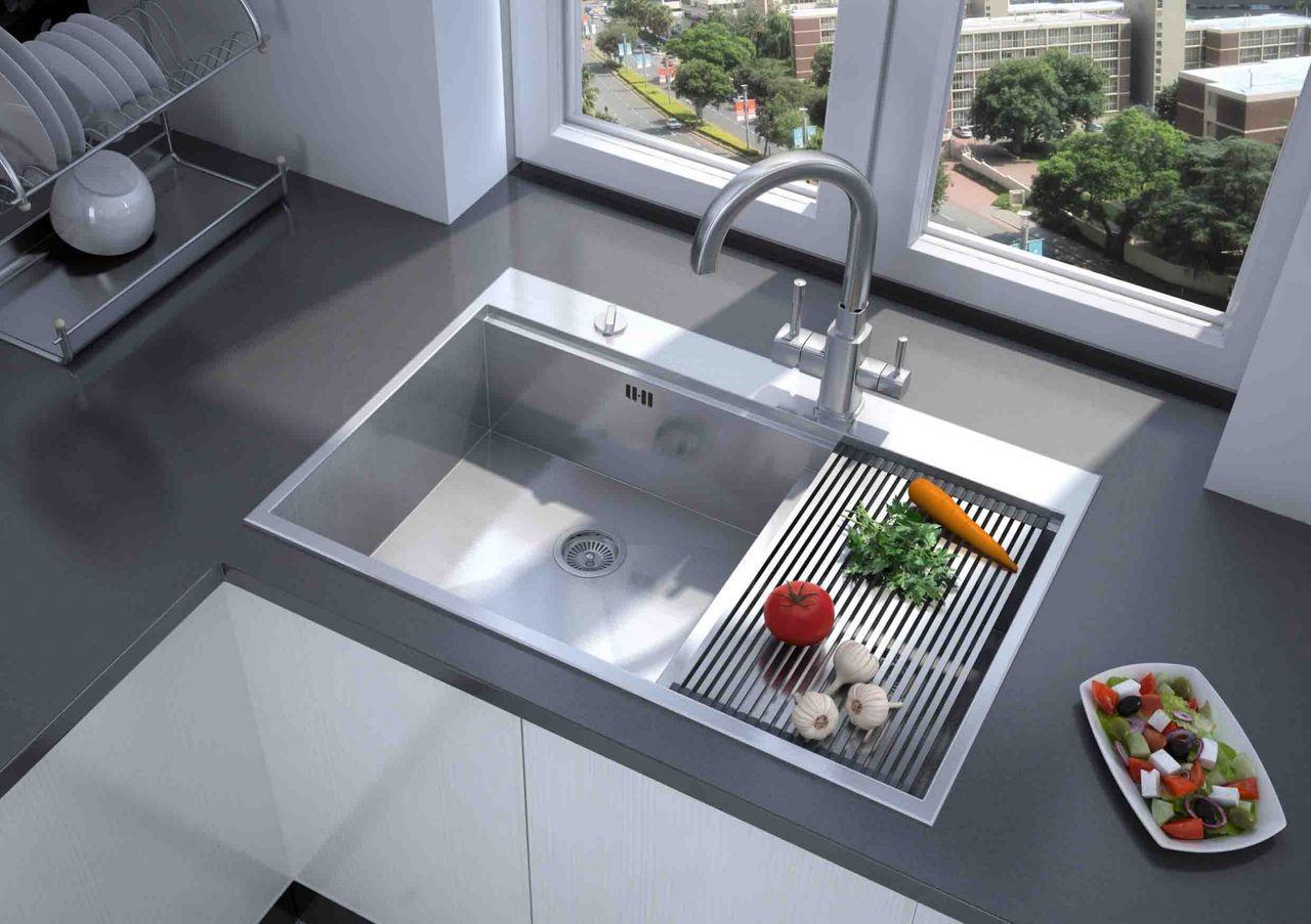 Küche Waschbecken  Aufsatz Spülbecken Für Küche Spritzschutz Küche 100 X 80