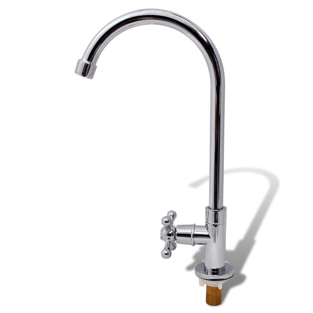 Küche Waschbecken  Küche Waschbecken vertikale Armatur Küchenarmatur günstig