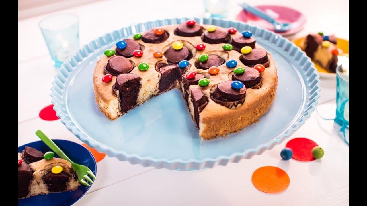 Kuchen Für Kindergeburtstag  Rezept Kinder Party Kuchen von Dr Oetker