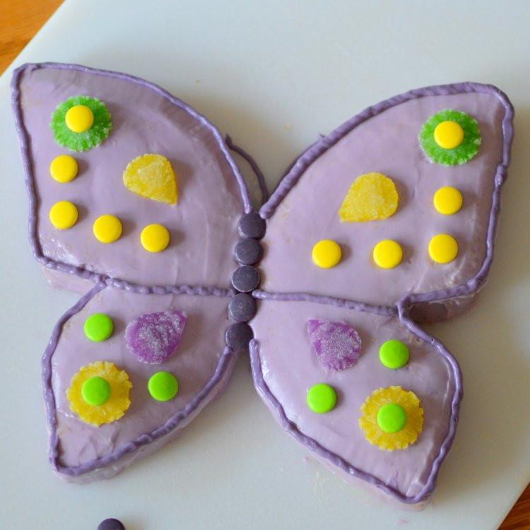 Kuchen Für Kindergeburtstag  Kuchen für Kindergeburtstag 16 Dekoideen für Motivtorten
