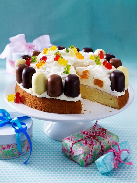 Kuchen Für Kindergeburtstag  Kuchen für Kindergeburtstag 8 tolle Rezepte