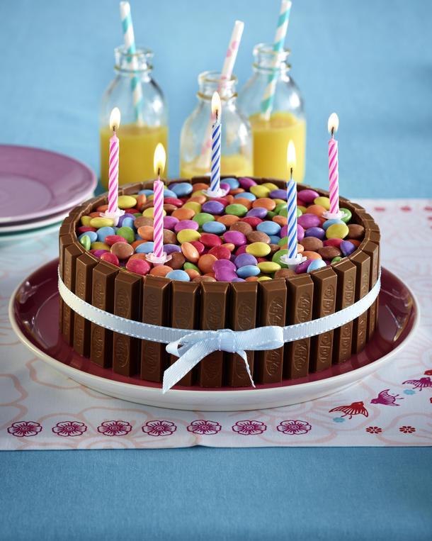 Kuchen Für Kindergeburtstag  Kuchen für Kindergeburtstag kinderleicht und kunterbunt
