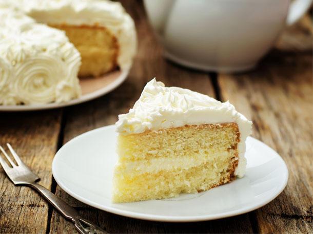 Kuchen Ohne Eier  Rezept Vanille Kuchen ohne Ei und ohne Milch