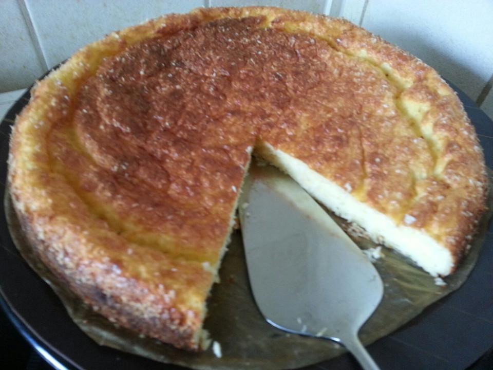Kuchen Ohne Zucker  Low Carb Kuchen ohne Mehl und Zucker Rezept mit Bild