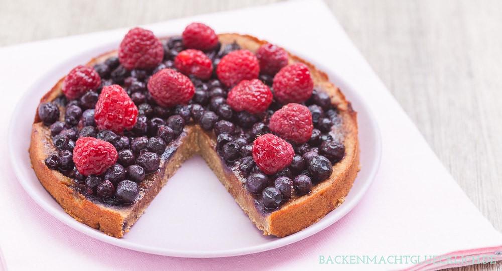 Kuchen Ohne Zucker  Cleaner Kuchen ohne Mehl