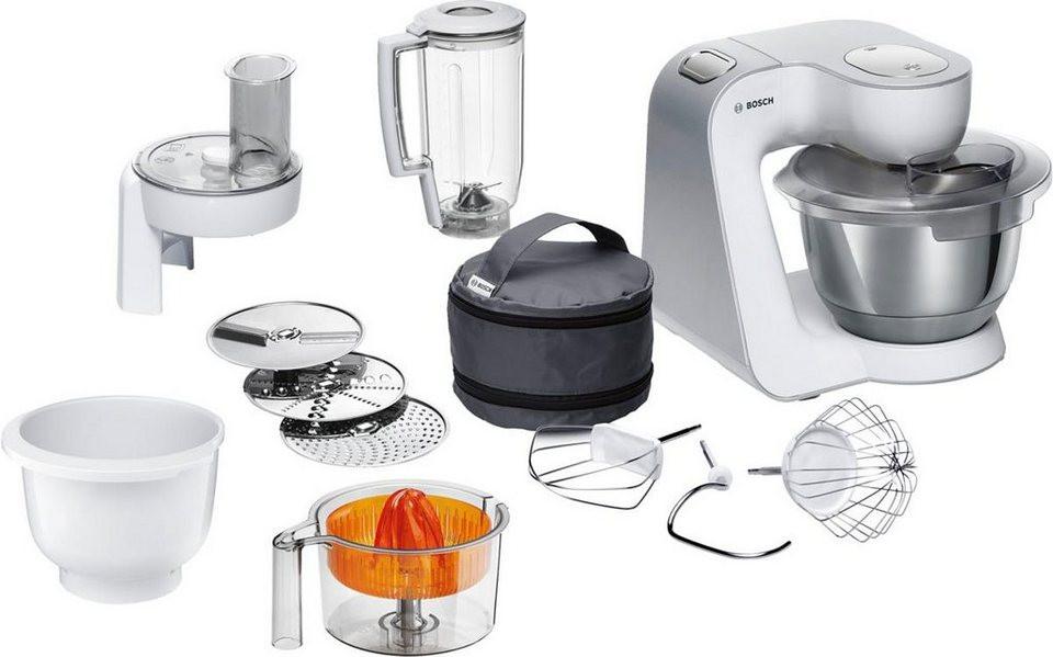 Küchenmaschine Bosch  Bosch Küchenmaschine CreationLine MUM 3 9 Liter