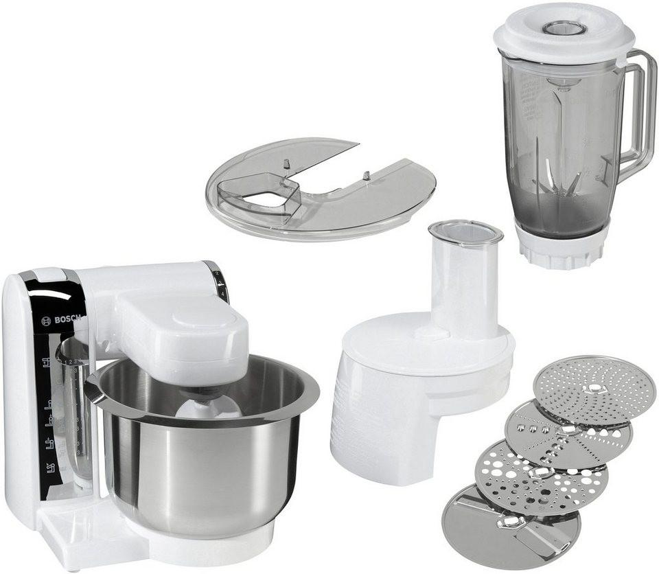 Küchenmaschine Bosch  Bosch Küchenmaschine MUM48CR1 600 Watt kaufen