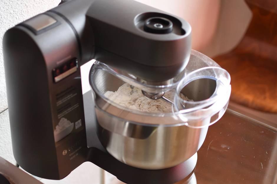 Küchenmaschine Bosch  Küchenmaschine Bosch MaxxiMUM im Test