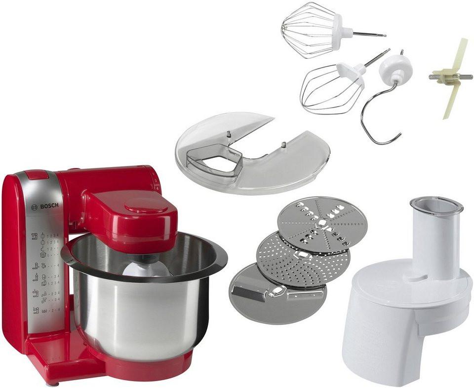 Küchenmaschine Bosch  Bosch Küchenmaschine MUM48R1 600 Watt kaufen