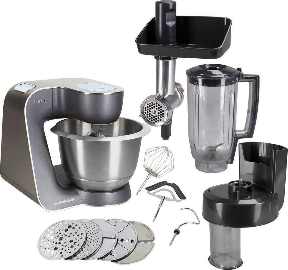 Küchenmaschine Bosch  Bosch Küchenmaschine Home Professional MUM 3 9