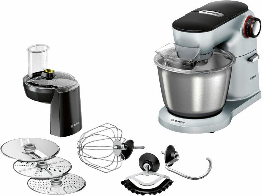 Küchenmaschine Bosch  Bosch Küchenmaschine OptiMUM MUM9D33S11 5 5Liter 1300