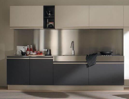 Küchenrückwand Kunststoff  Küchenrückwand und Spritzschutz aus Kunststoff kaufen s