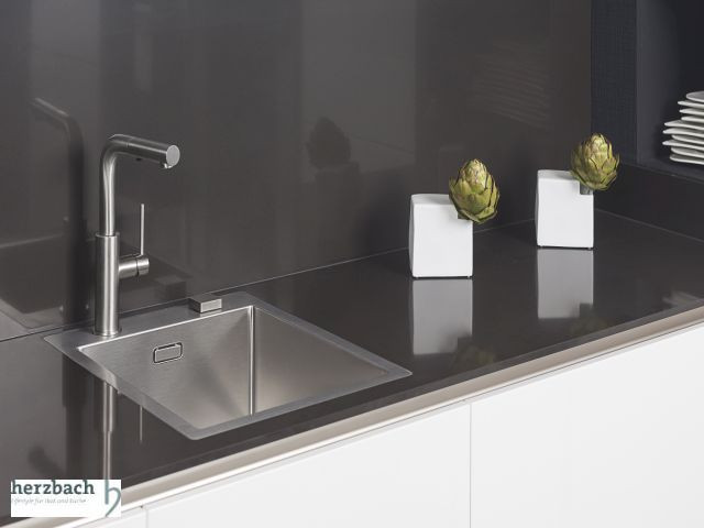Küchenrückwand Kunststoff  Mit einer Küchenrückwand aus Kunststoff Akzente setzen