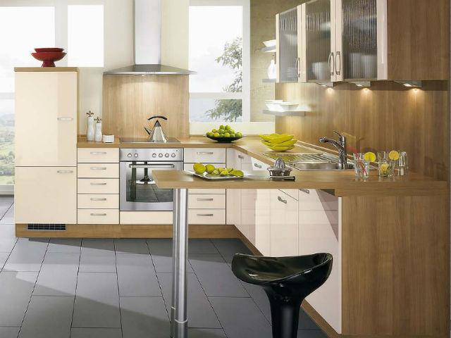 Küchenrückwand Kunststoff  Eine Küchenrückwand aus Holz vereint Stil & Funktionalität