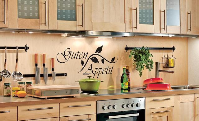Küchenrückwand Kunststoff  Küchenrückwand