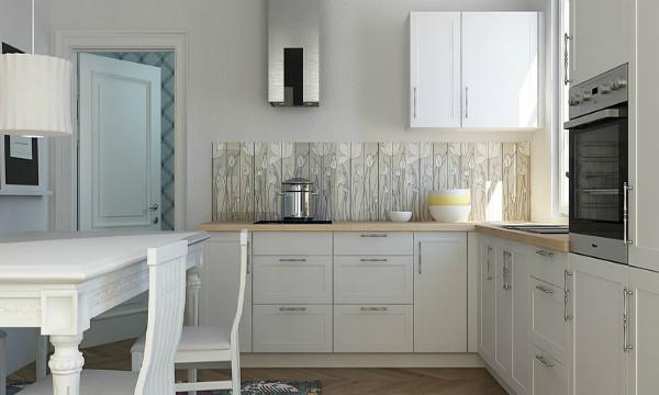 Küchenrückwand Kunststoff  Spritzschutz für Küche aus Kunststoff Vorteile & Preise