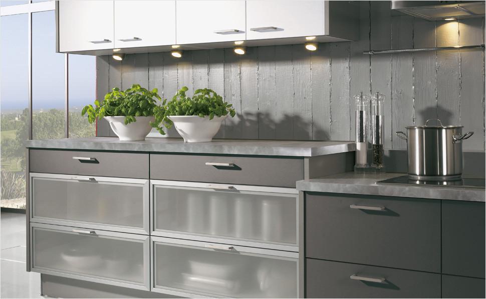 Küchenrückwand Kunststoff  Rückwandsysteme und Fliesenspiegel von HORNBACH