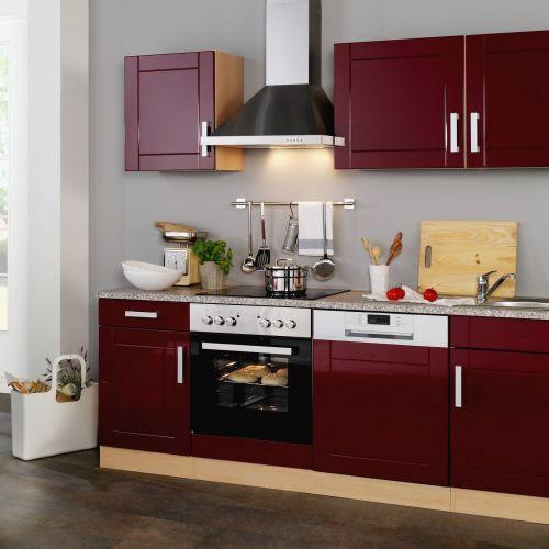 Küchenzeile Günstig  Küchenzeile Günstig Mit Geräten Erstaunlich Küche Ohne