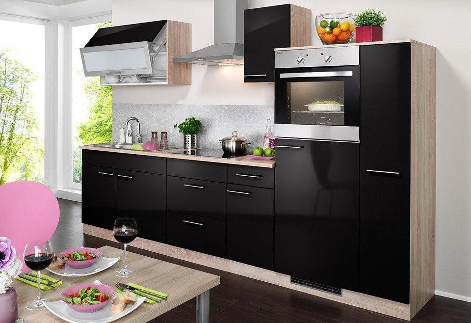 Küchenzeile Günstig  Küchenzeile Günstig Mit Geräten Fabelhaft Kueche Mit E