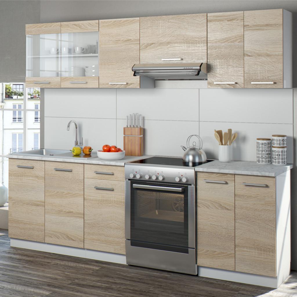 Küchenzeile Günstig  Küchenzeile Günstig Mit Geräten