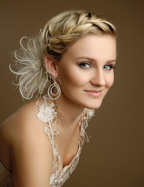 Kurze Haare Hochzeit  Frisur hochzeit kurze haare