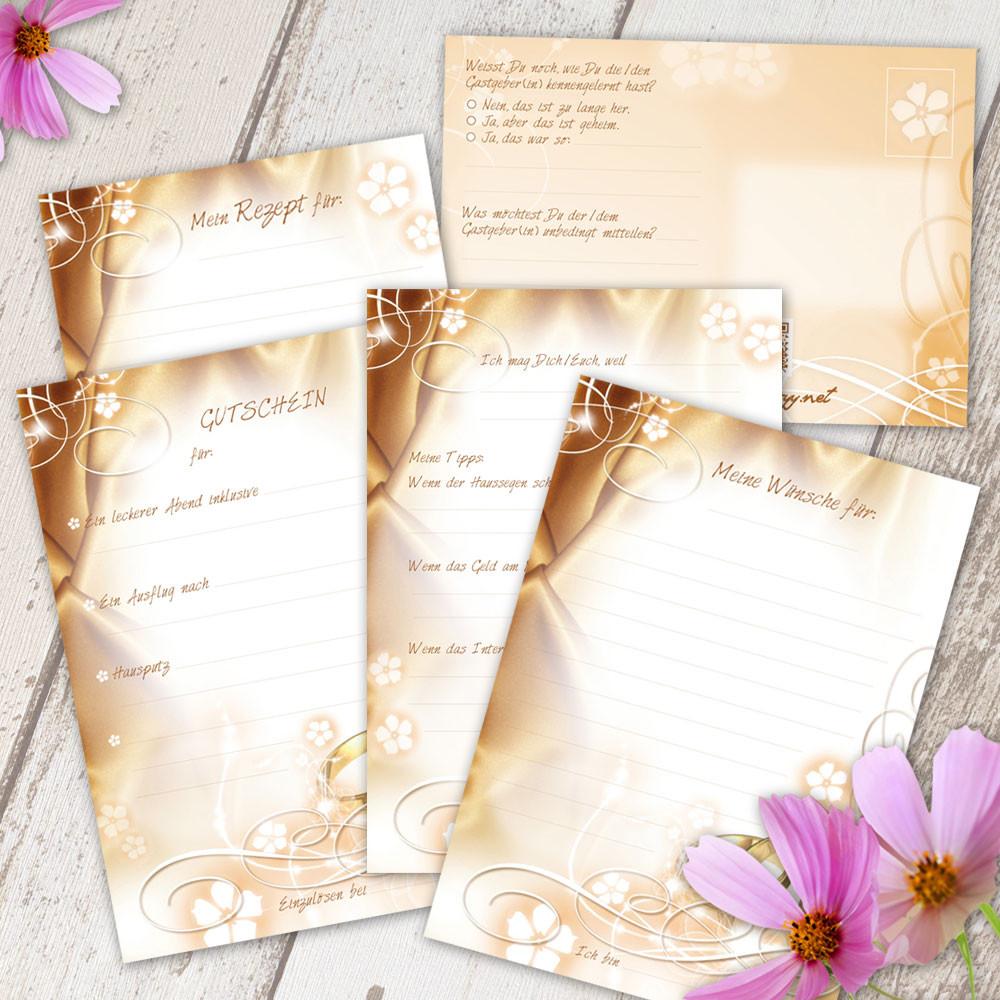 Kutscherspiel Hochzeit  52 Postkarten hier kaufen Die Hochzeits Postkarten