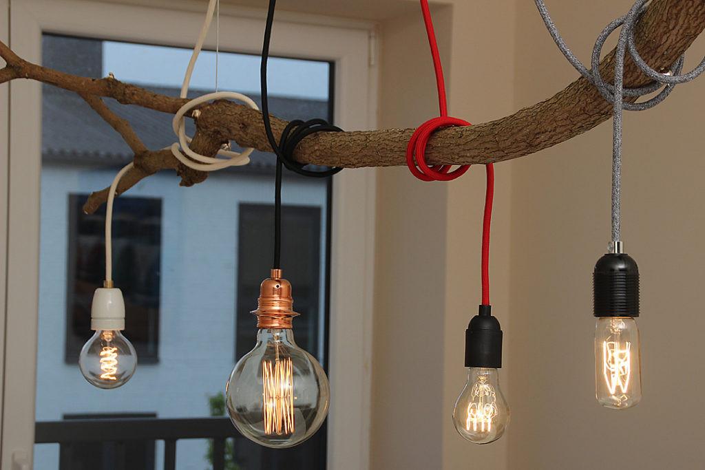 Lampe Selber Bauen  Eine Ast Lampe selber bauen Radio Kölsch Hamburg