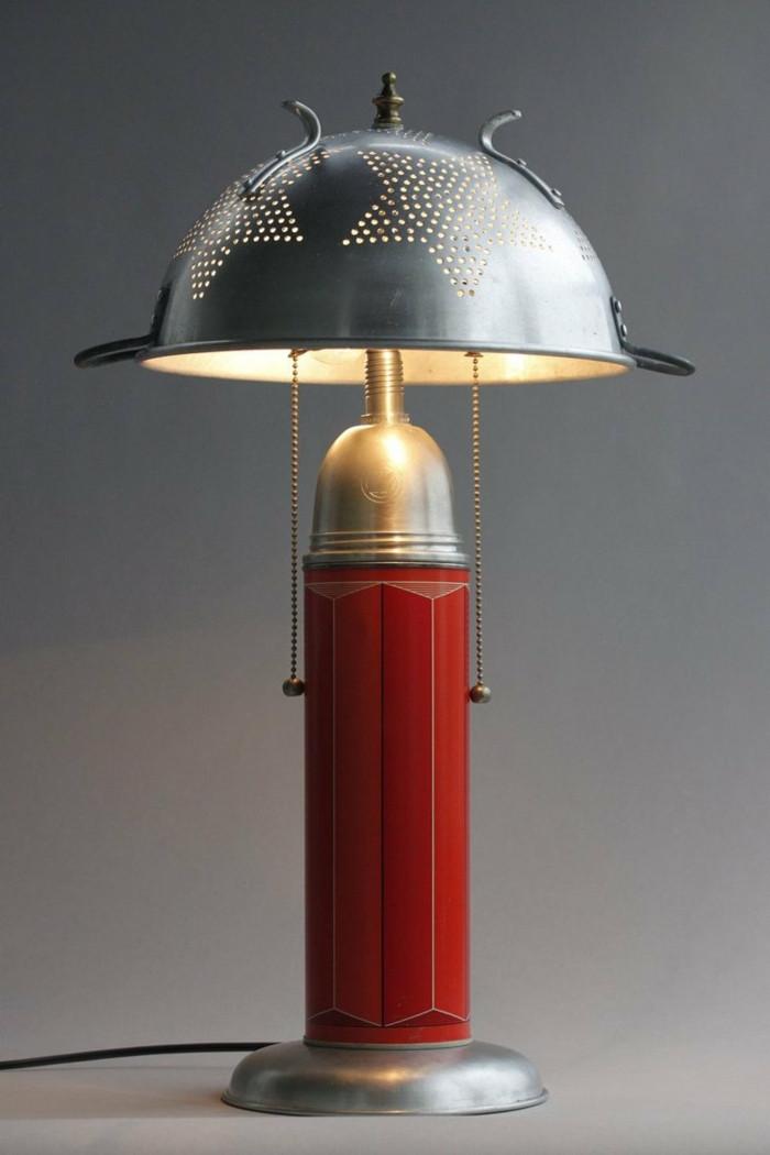 Lampe Selber Bauen  Lampen selber machen 22 coole Ideen zum Selberbasteln