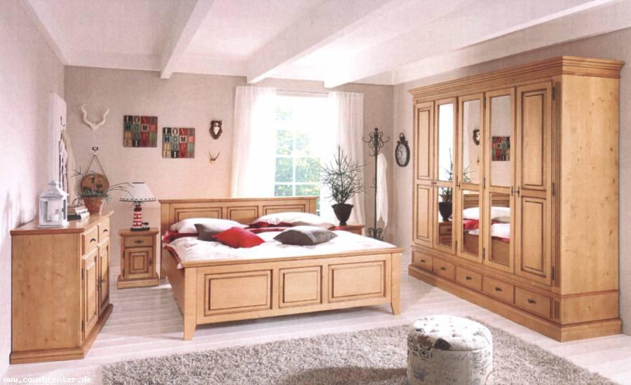 Landhaus Schlafzimmer  Couch Center line Versandhandel Landhaus Schlafzimmer