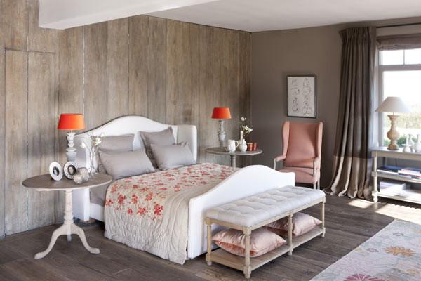 Landhaus Schlafzimmer  Schlafzimmer im Landhausstil Foto