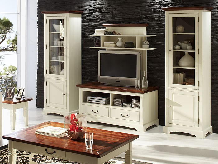 Landhausmöbel Wohnzimmer  LandhausmObel Couchtisch Holz – Bvrao