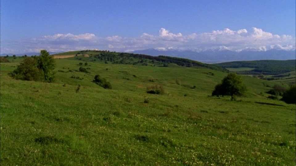 Landschaft In Rumänien  Landschaft Rumänien