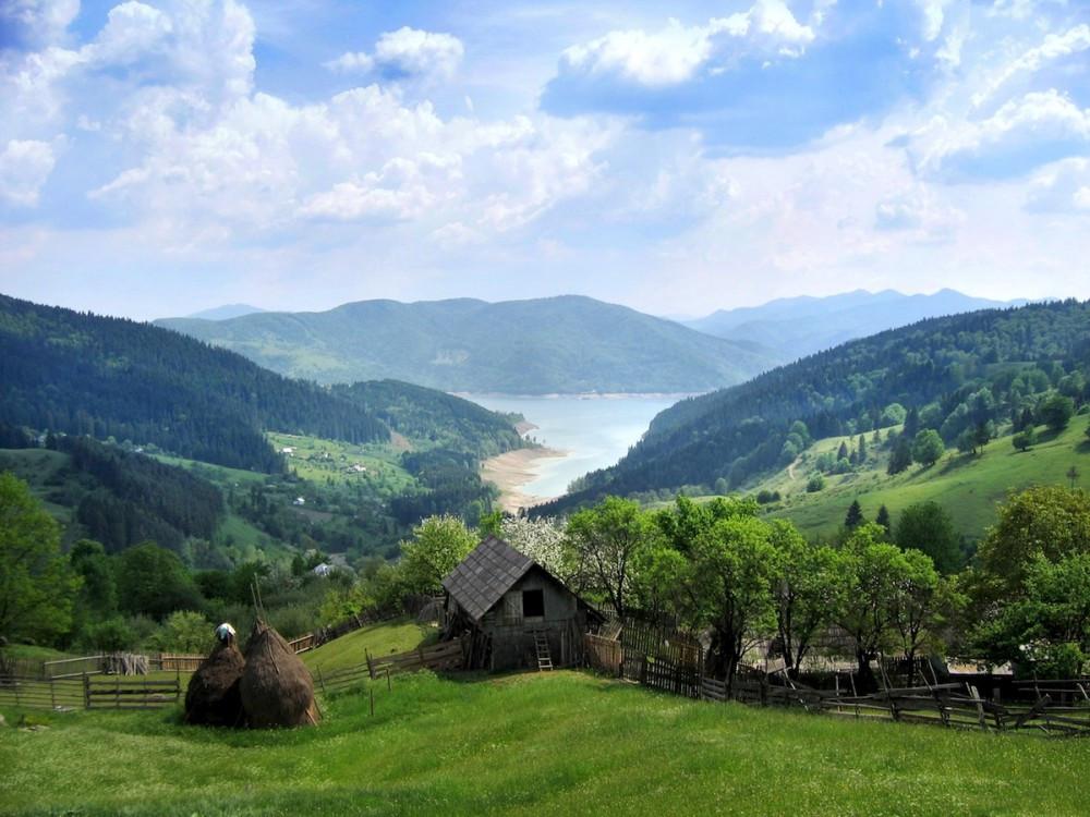 Landschaft In Rumänien  Beste Reisezeit für Rumänien Klimatabelle Reisewetter