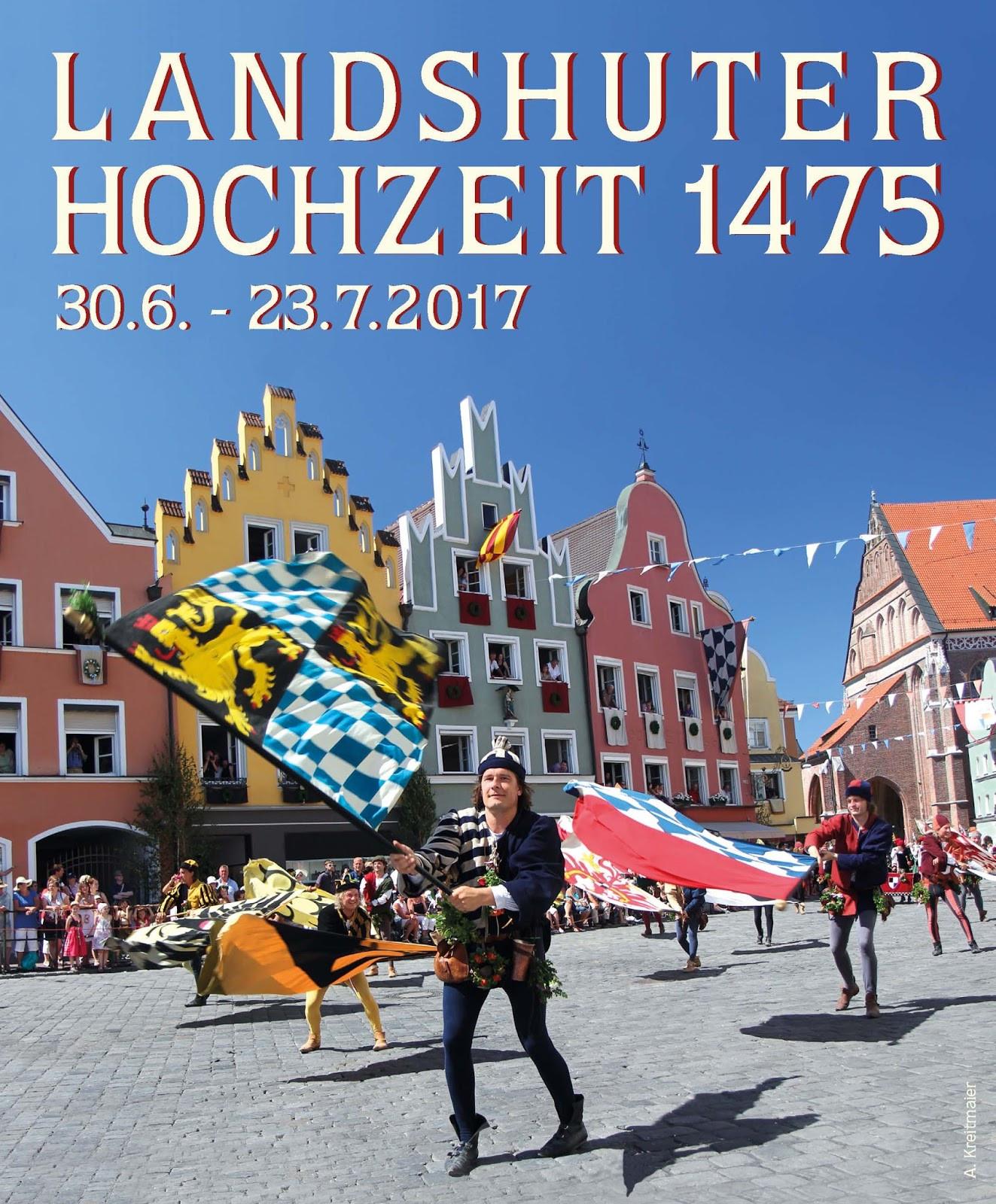 Landshuter Hochzeit Kartenvorverkauf  Landshut 365 das Stadtmagazin